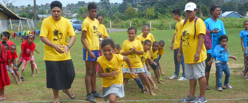 Youth of Fiji