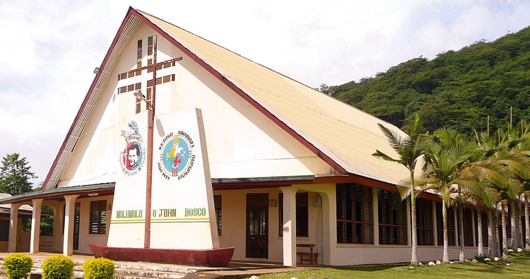 St John Bosco's Parish